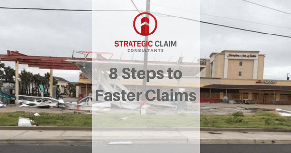 Wondering how to get your property claim paid faster? Strategic Claim Consultants can help!