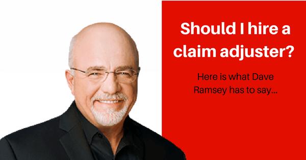 Should I hire a Claim Adjuster?