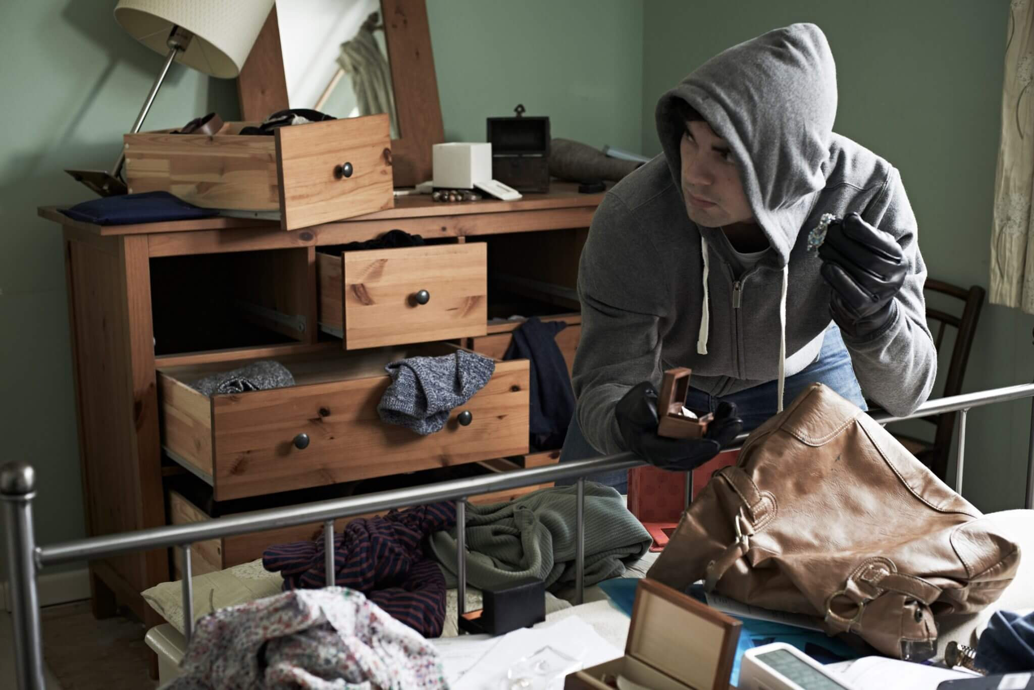 Public Adjuster for Theft Recovery