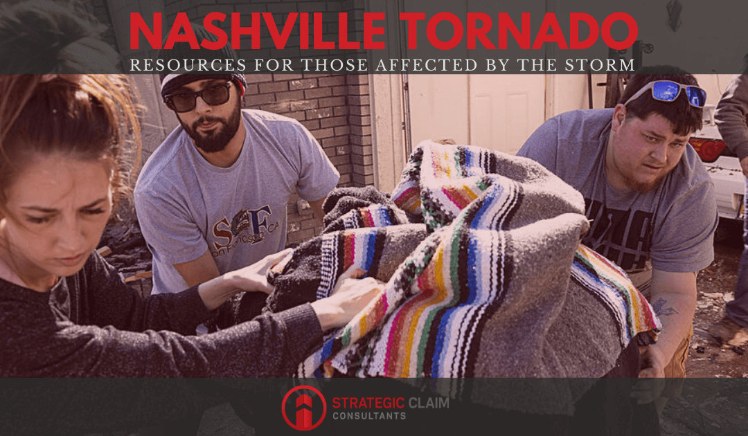 Resources for those Affected by the Nashville Tornado