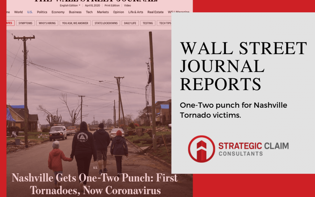 Wall Street Journal Reports One-two punch for Nashville