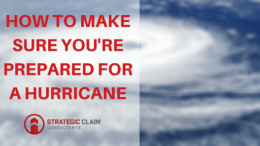 How to Make Sure You're Prepared for a Hurricane