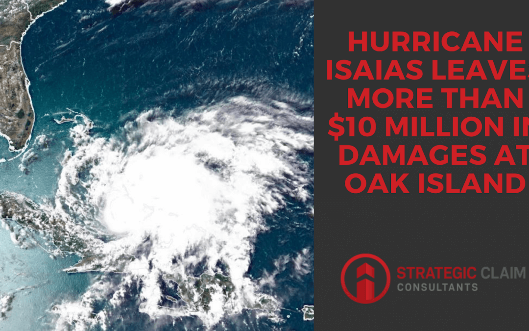 Hurricane Isaias Leaves More Than $10 Million in Damages