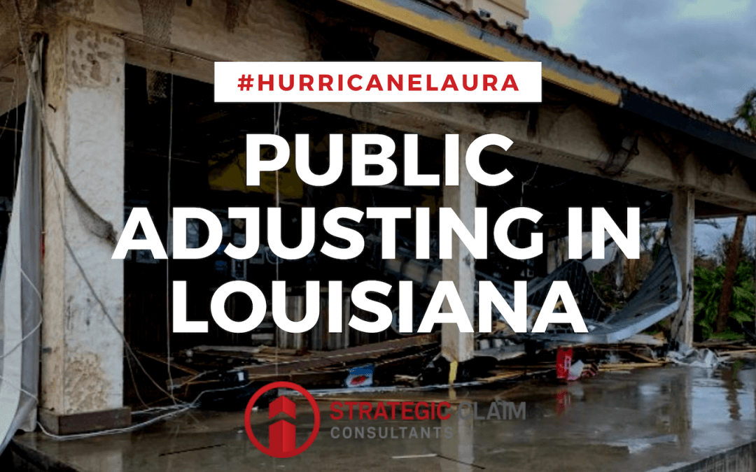 Public Adjusting in Louisiana