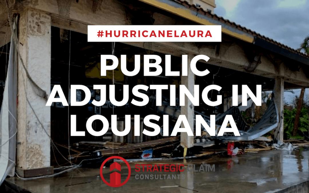 Public Adjusting in Louisiana