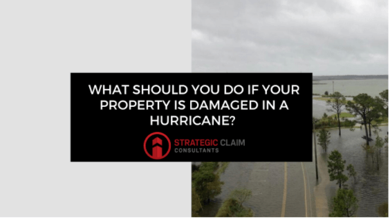What to Do If Your Home or Business is Affected by a Hurricane