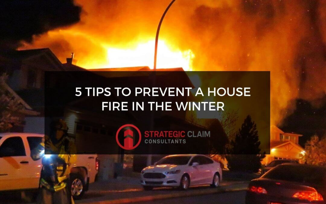 5 tips to prevent a house fire in winter