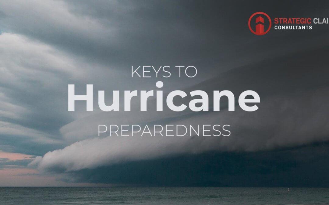 Keys to Hurricane Preparedness