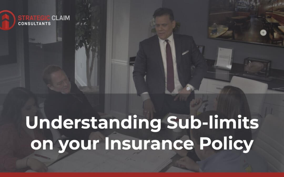 Understanding Sub-limits on your Insurance Policy
