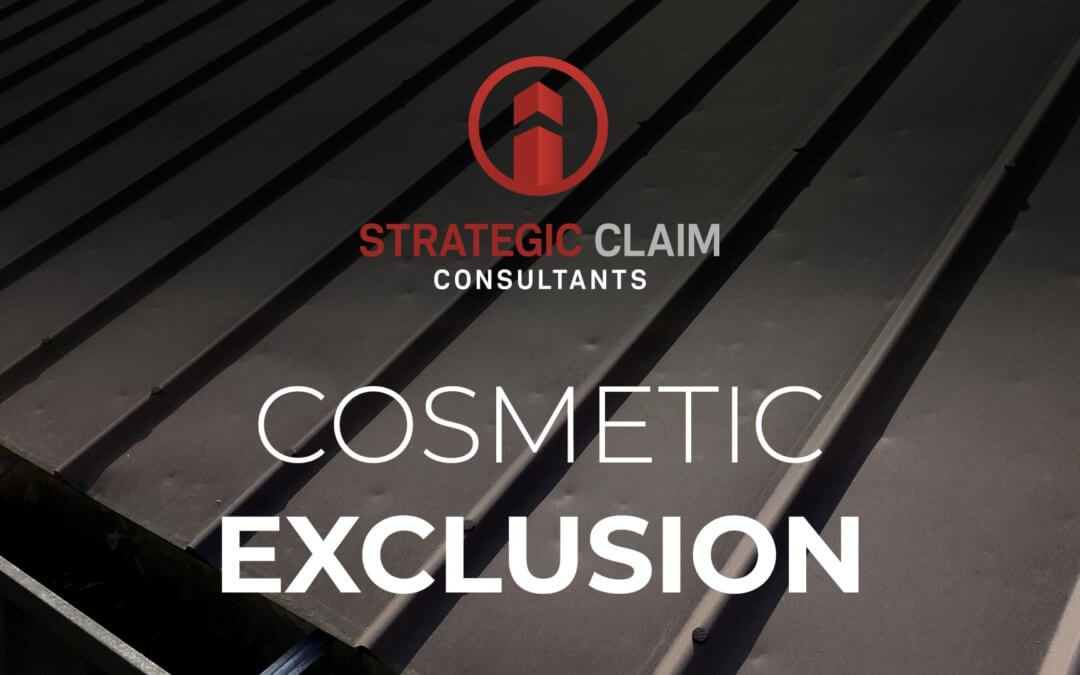 Cosmetic Exclusion