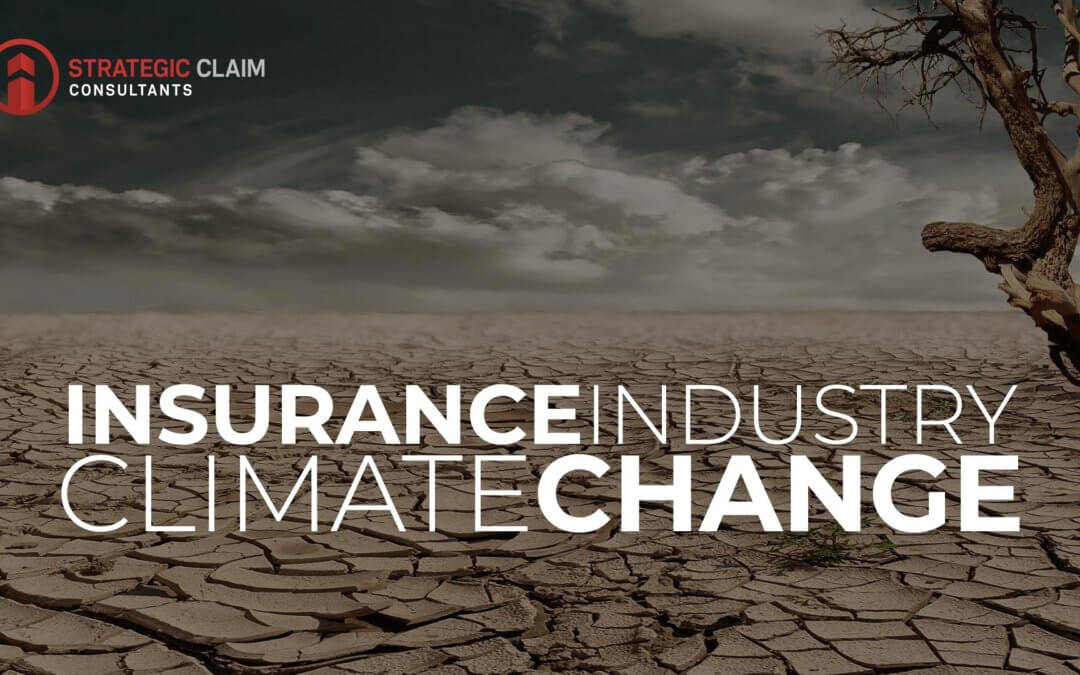 A Changing Climate and the Insurance Industry